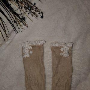 Other - NWOT knee high socks